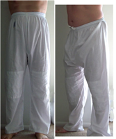 Gi-Pant Size 4